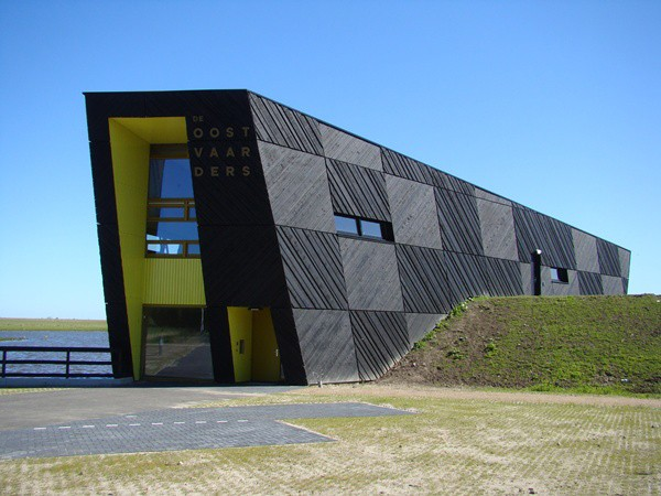 Visitor center De Oostvaarders