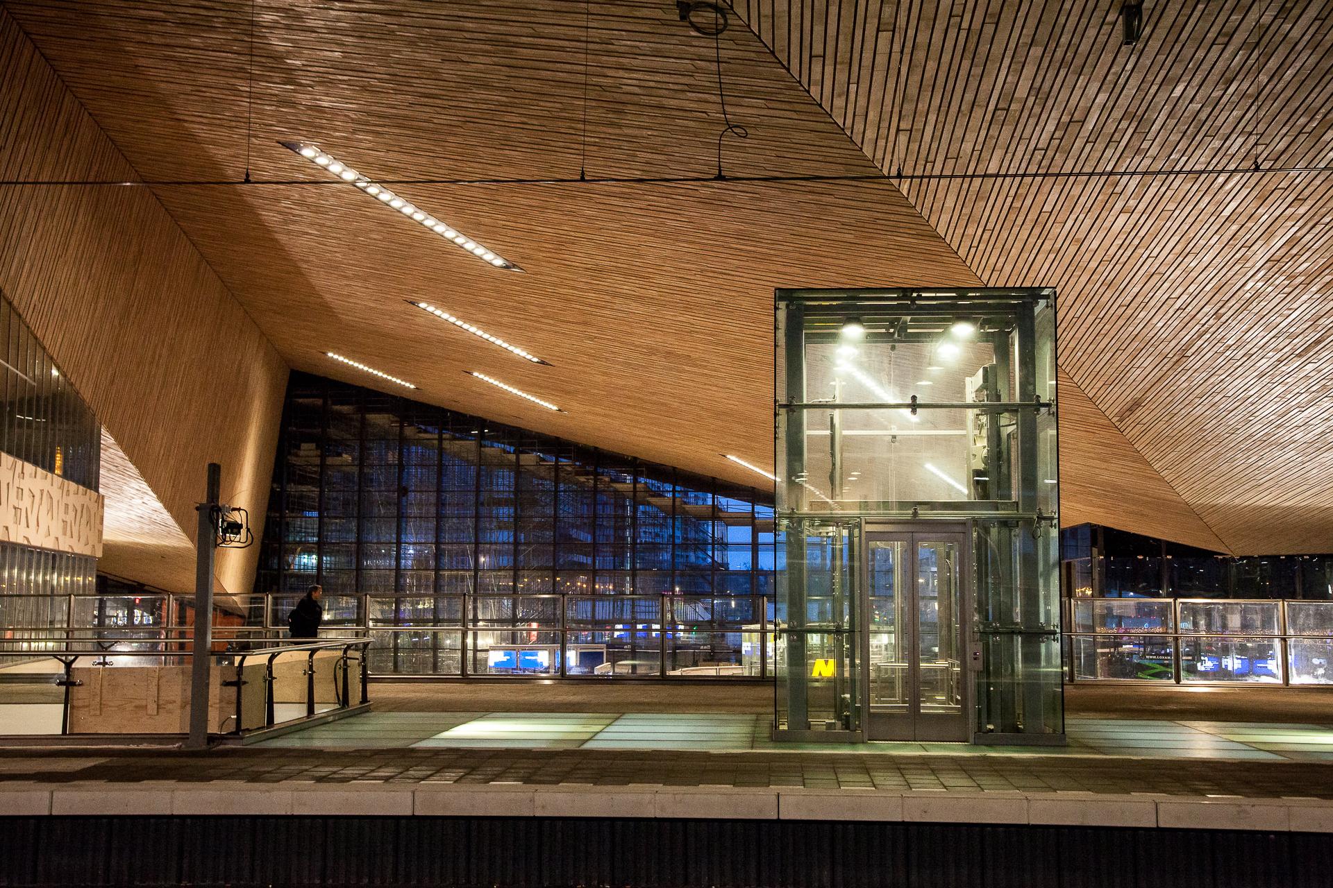 Rotterdam Centraal Station 1