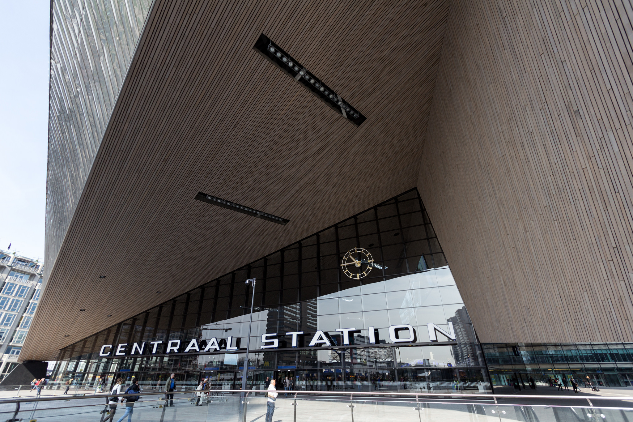 Rotterdam Centraal Station10