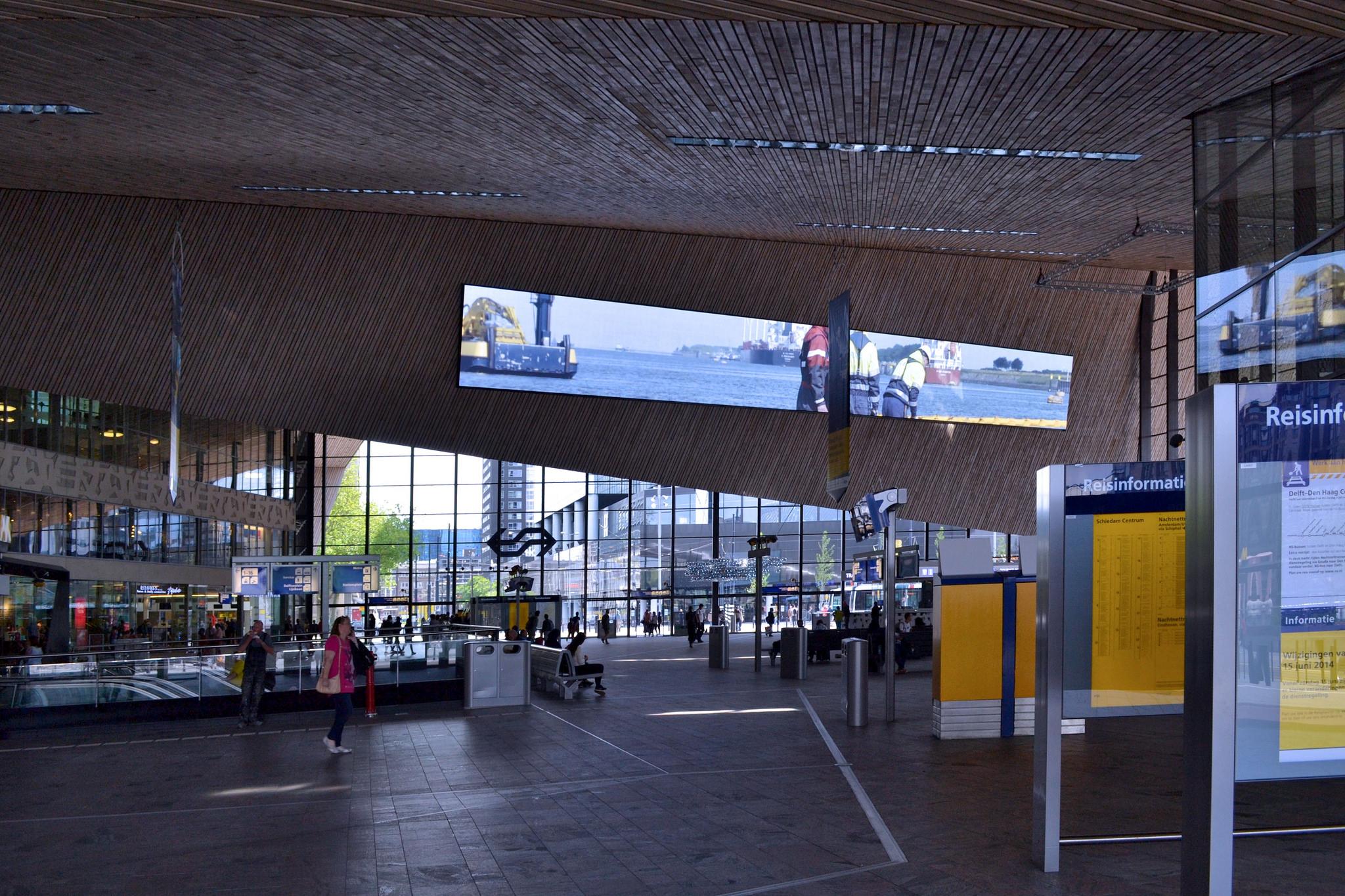 Rotterdam Centraal Station15