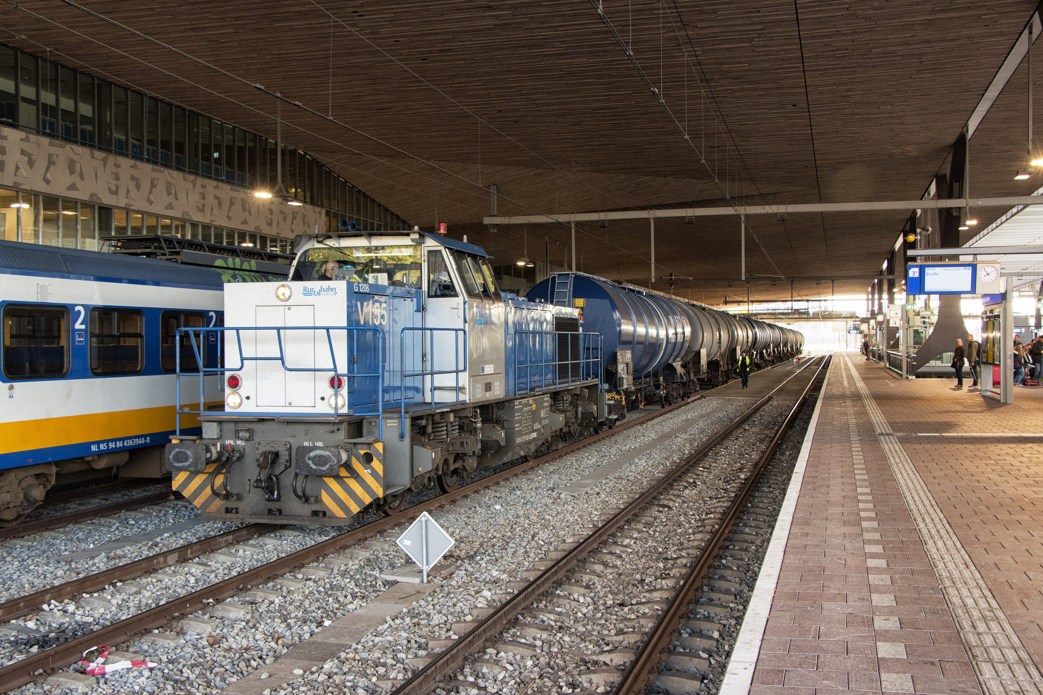 Rotterdam Centraal Station17