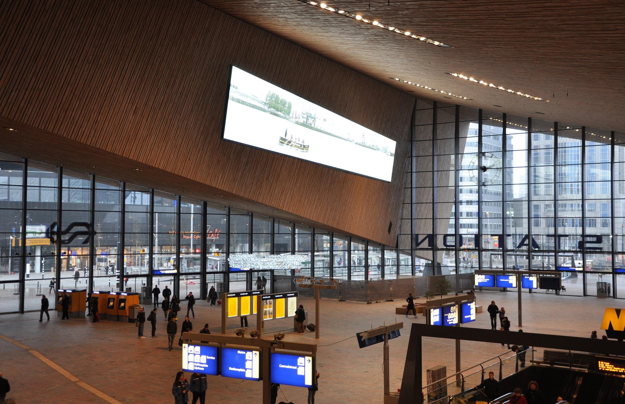 Rotterdam Centraal Station3