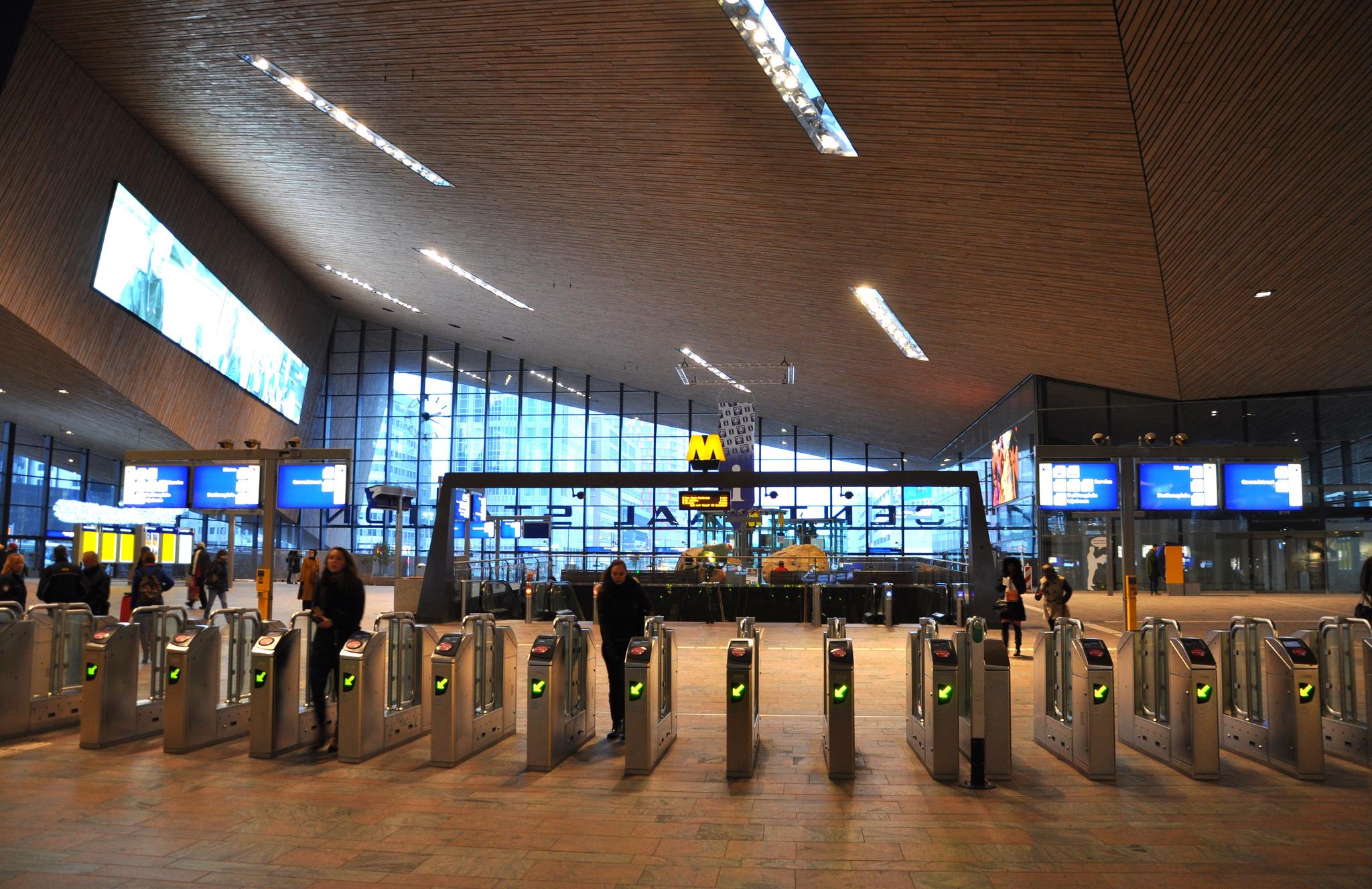 Rotterdam Centraal Station4