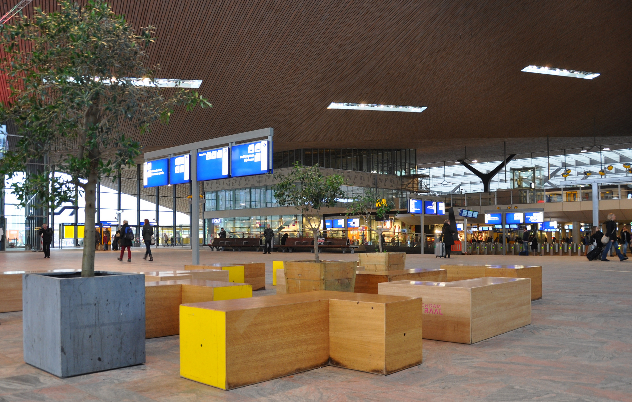 Rotterdam Centraal Station5