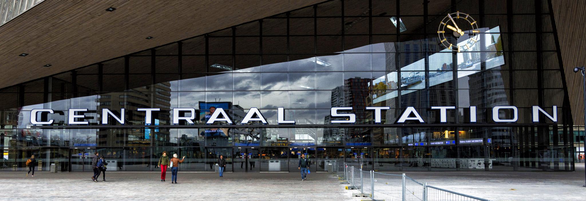 Rotterdam Centraal Station7