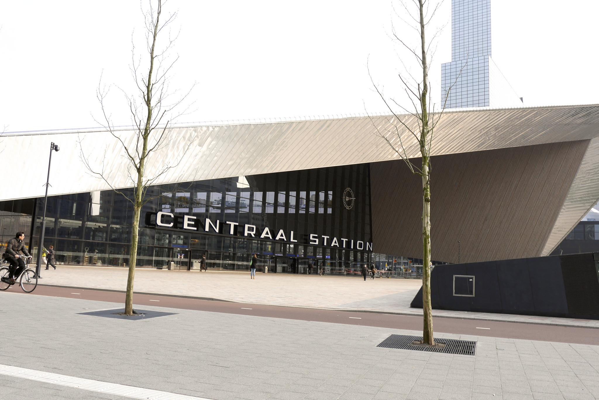 Rotterdam Centraal Station8