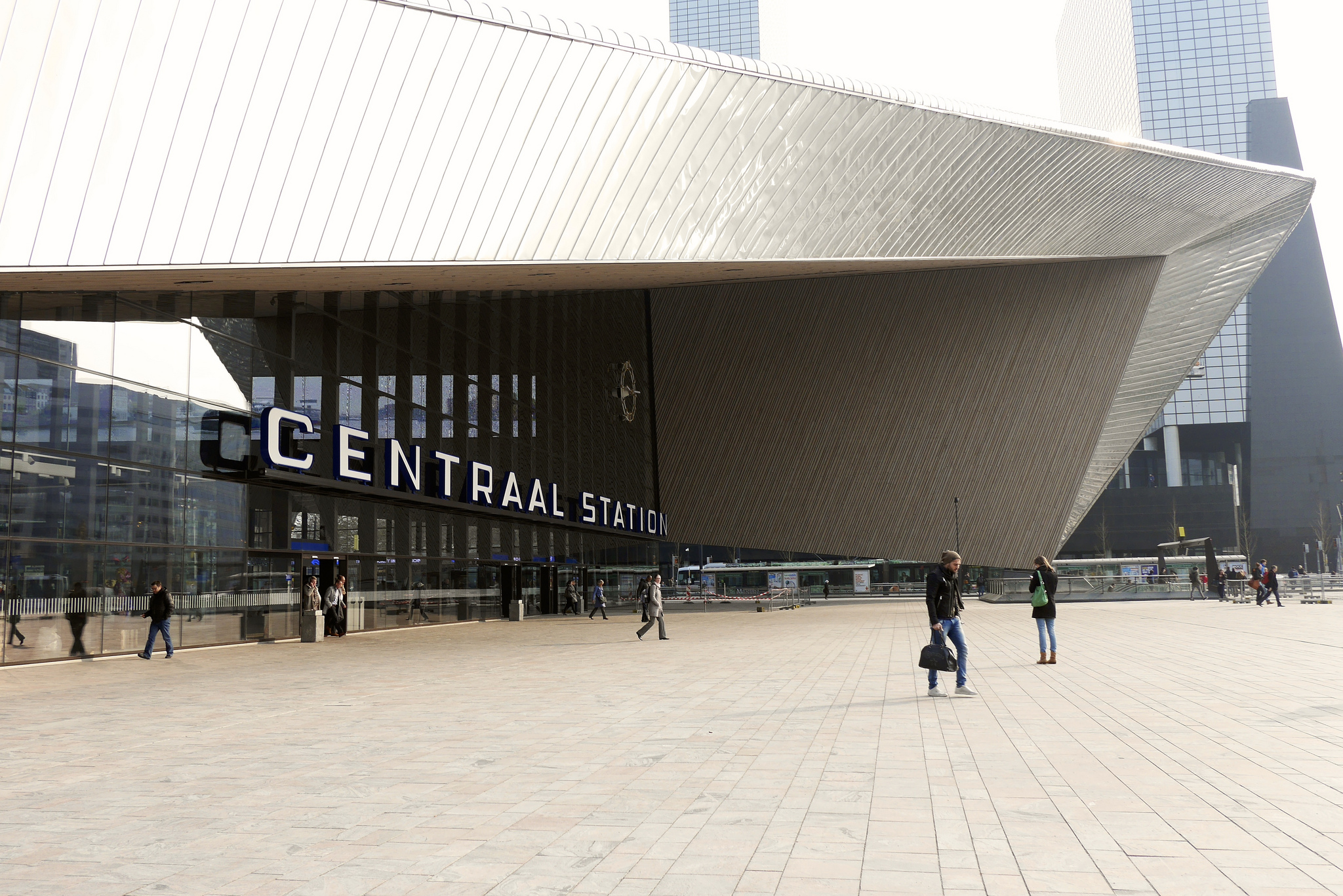 Rotterdam Centraal Station9