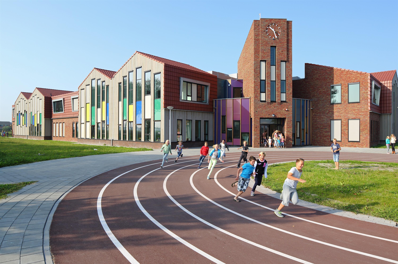 Community school De Hoge Ven Warmenhuizen